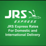 JRS Delivery Worldwide Service Available