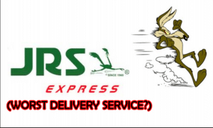JRS Express Tracking Not Working