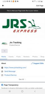 jrs tracking facebook